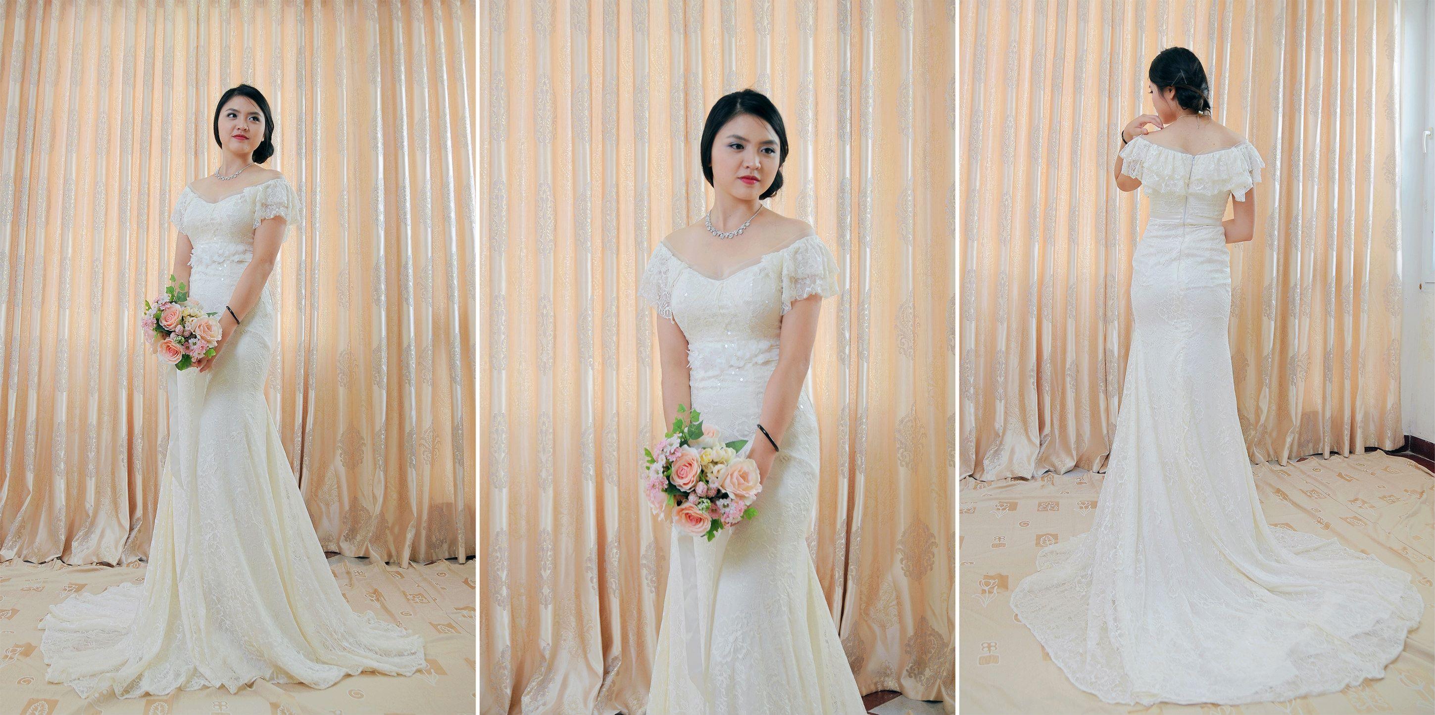 Lily Wedding Dress Cho thuê và thiết kế váy cưới phong cách