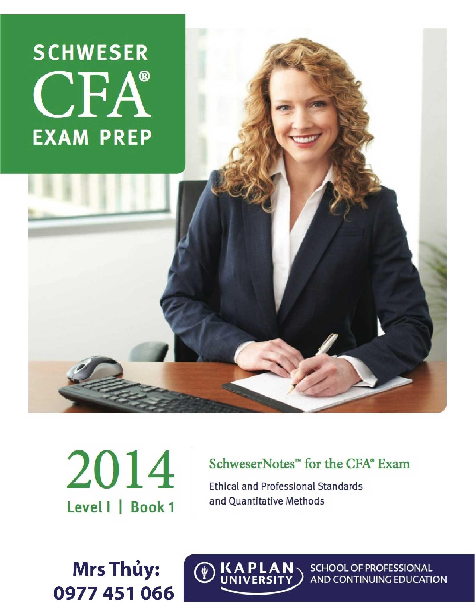 Cfa Level 3 Essay Format