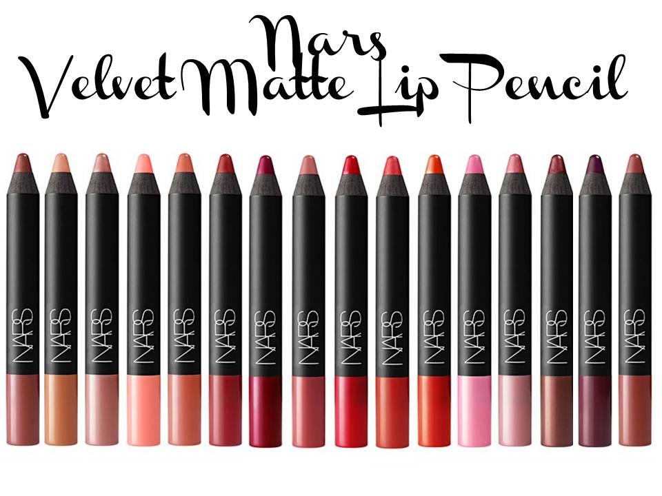 Nars Velvet Matte Lip Pencil Gallery For  Nars Lip Pencil