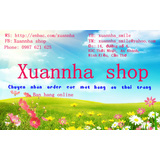 Avatar shop: xuannha