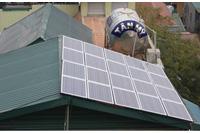 Pin mặt trời 50W bảo hành 5 năm.
