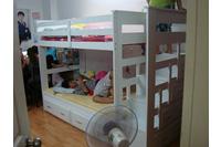 Giường Acmer 3 tầng trẻ em.