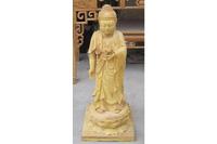 Tượng Phật A Di Đà Tiếp Dẫn.