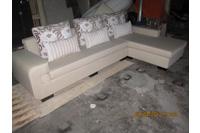 Nội thất cao cấp Luxury Home - Bộ sofa góc nỉ mã LH-FCS56.