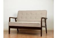 Ghế Sofa Vải HW104 (2 chỗ ngồi).
