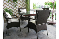 Bộ bàn ghế cafe YC 058.