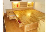 Giường giường ngủ cao cấp, thiết kế nội thất gia đình ..