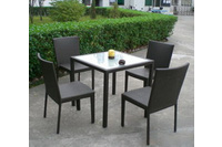Bộ ghế ăn trong nhà, ngoài trời, sân vườn..