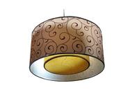 Đèn lụa trang trí quán cafe, nhà hàng........