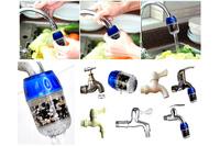 Dụng cụ lọc sạch nước tại vòi.