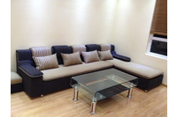 Sofa góc nỉ. MSP 08.