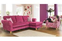 Luxury Home - catalog sofa góc nỉ.