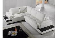 Luxury Home - mẫu sofa da cao cấp.