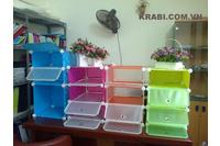 Tủ nhựa quần áo Krabi Thái Lan, độc, đẹp, lạ nhất Hà Nội.