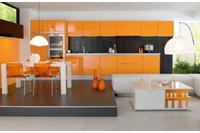 MSP 0123 : Tủ bếp hiện đại sang trọng.