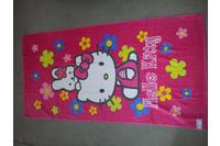 Khăn tắm Hello Kitty 09.