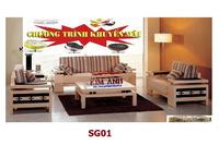 Sofa gỗ giá rẻ tận gốc giá cực shock chất lượng bảo hành 4 n.