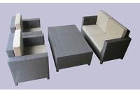 Sofa mây nhựa T&T TS 001.