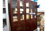 Tủ giám đốc, tủ tài liệu, tủ sơn PU cao cấp TGD12MDF.