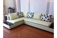 sofa vải bố giá rẻ, sofa phòng khách vận chuyển tận nơi miễn p.