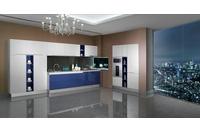 MSP 068 tủ bếp Laminate giá gốc.