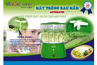 Máy trồng rau mầm chính hãng Hàn Quốc Magic One.