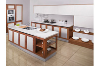 MSP 03 Tủ bếp laminate cao cấp .