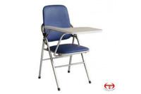 Ghế liền bàn, ghế gấp có bàn viết , ghế hội thảo G04BS.