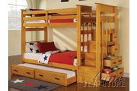 Giường Acme 3 tầng trẻ em.