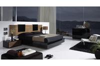 MSP 116 giường ngủ gỗ tự nhiên sồi nga.