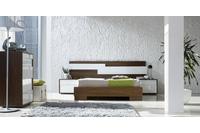 MSP 118 giường ngủ gỗ tự nhiên sồi nga.