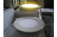 Đèn LED âm trần.