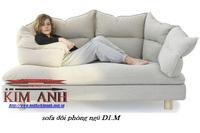 Sofa đôi đa năng, sofa giá khuyến mãi Kim Anh.
