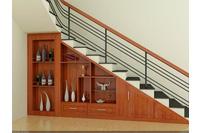 Tủ gầm cầu thang giá tốt.