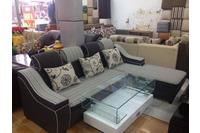 sofa góc nỉ giá sốc 5.500.000/bộ.