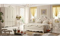 Bộ phòng ngủ đẹp - bộ giường tủ cao cấp.