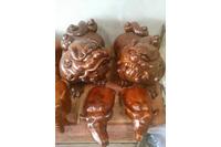 Tì Hưu gỗ hương Lào.