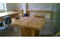 Bàn họp gỗ tự nhiên BHG 001.