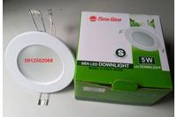 Đèn LED Downlight Rạng Đông 90/5W - Vàng, Trắng.