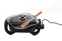 Nồi lẩu điện đa năng rán, xào, nấu Happy Call giá chỉ 339k.