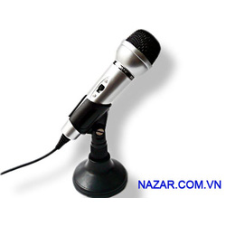 Microphone cho my tnh PC, Laptop. Mic phng thu , ht karaoke, hc ngoi ng . Micro thu m, mic chat VoIP