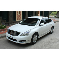 BN NISSAN TEANA 2.0 NHP KHU NGUYN CHIC, Model 2012, 03 mn hnh, gh da xn. Tr thng, tr gp ton quc