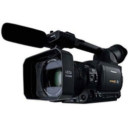 Máy quay Panasonic Pro AG HVX200A 3CCD P2/DVCPRO 1080i High Definition Camcorder with 13x Optical Zoom 16GB P2 Included