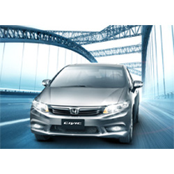 Honda Civic 2013 kiu dng sang trng, nhiu khuyn mi hp dn