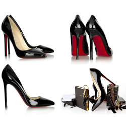Cần bán giầy Christian Louboutin Lady Lynch 120mm Fake 1