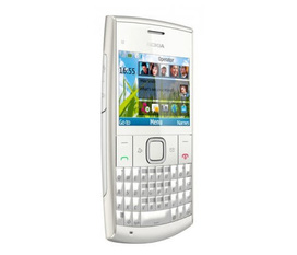 Nokia X2-01 Silver