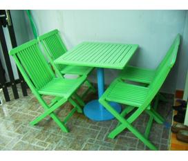 Bộ bàn ghế NLF 110720