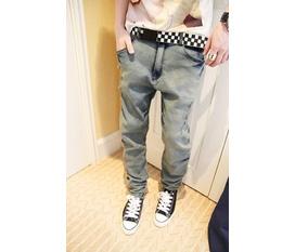 Quần jeans, loang, rách cực HOT