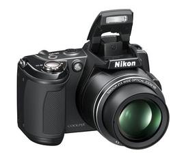 Máy ảnh Nikon Coolpix L120