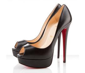 Christian Louboutin nhãn hiệu giày nổi tiếng thế giới giày Pháp tiền Việt